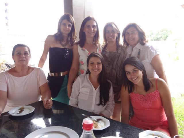 As moças da família do Luiz