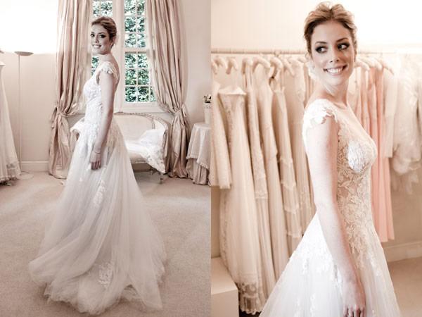 Rafaela Justos se casou com um lindo Wanda Borges
