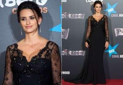 Apesar de preto,achei o vestido com um modelo lindo e sóbrio. Com certeza também ficaria bonito em outras cores.