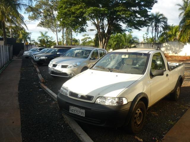 O ambiente conta ainda com estacionamento para até 50 carros.