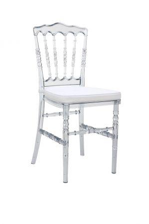 Cadeiras Dior Cristal - Dablio Festas