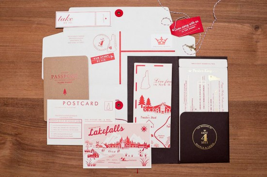 Red-White-Travel-Inspired-Wedding-Invitations-7-550x365